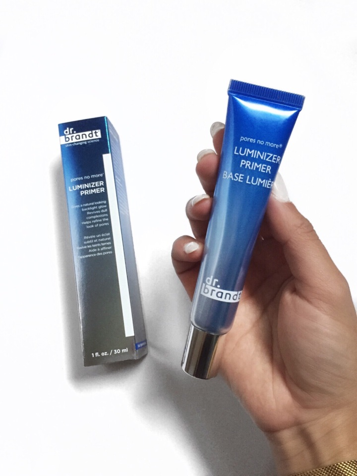 Pores No More Luminizer Primer
