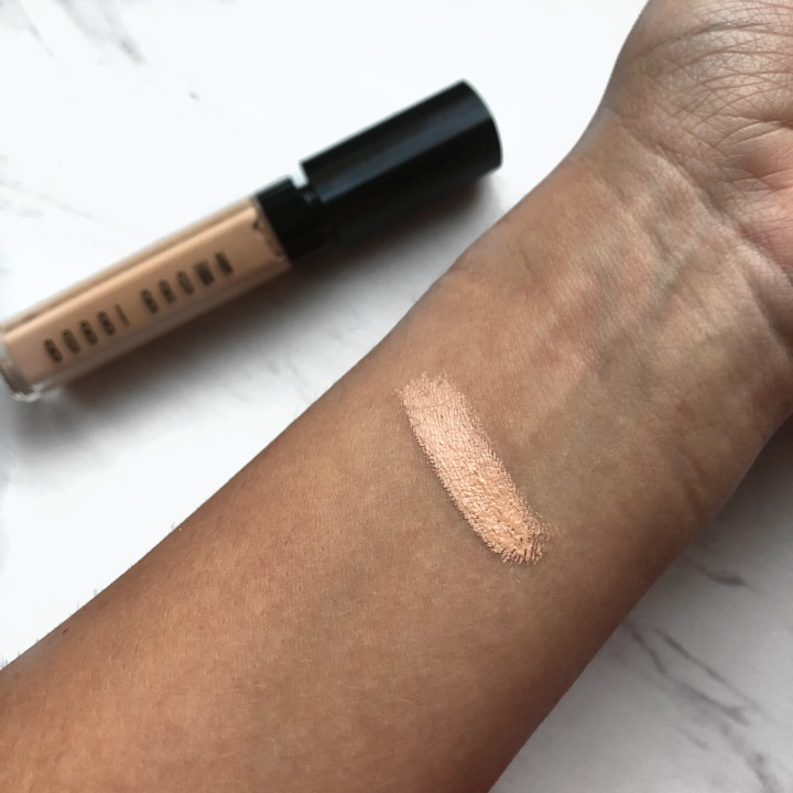 Instant Full Cover Concealer Swatch Warm Beige