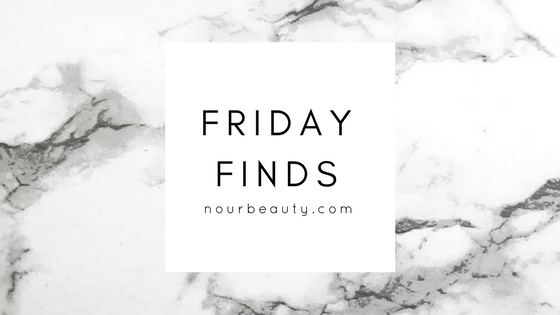 Friday Finds 01.12.18