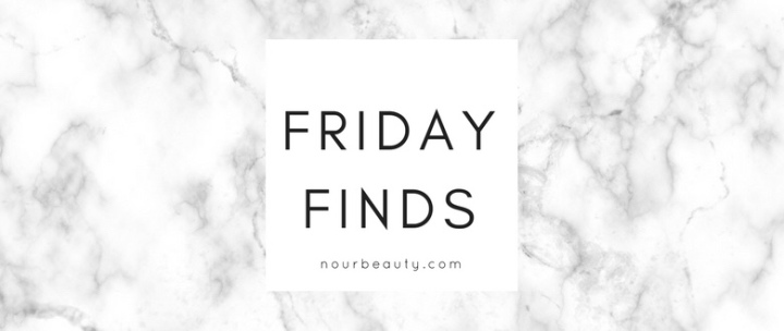 Friday Finds 01.26.18